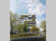 Výstavba bytů a ateliérů 1+kk až 5+kk, od 35 m2, Brno, ul. Koperníkova