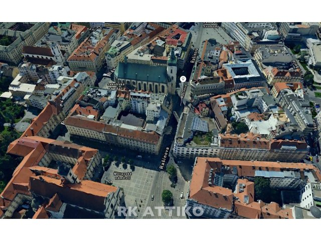 Prodej Komerce Brno